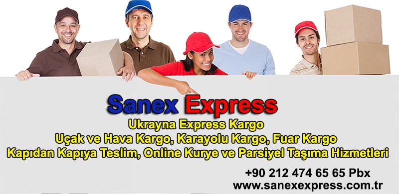 istanbul Ukrayna kargo, Ukrayna parsiyel kargo, Ukrayna fuar kargo, Ukrayna express kargo