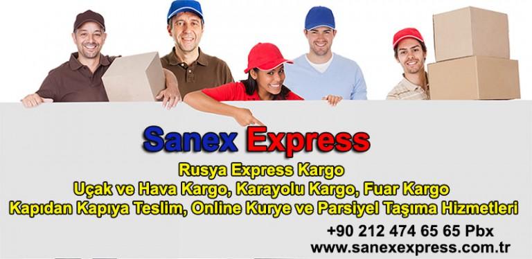 Rusya Express Kargo