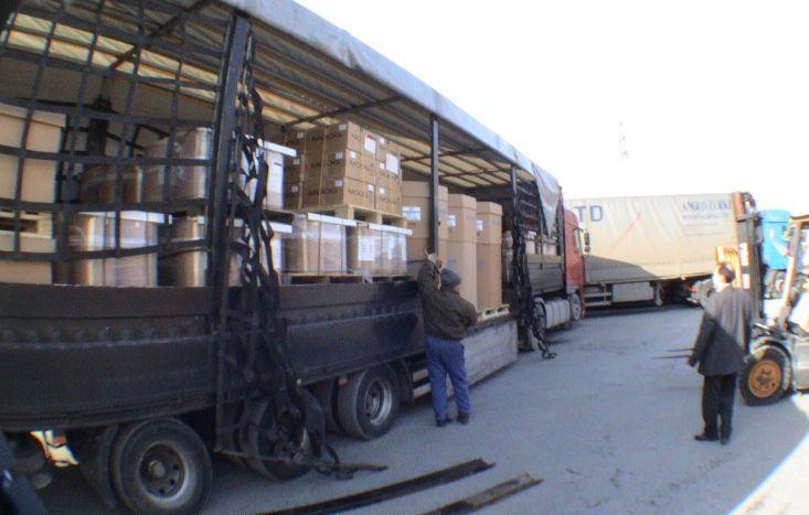 Konya Ukrayna Kargo Taşımacılığı