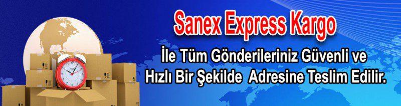 Sanex parsiyel kargo