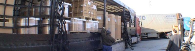 Russia business cargo